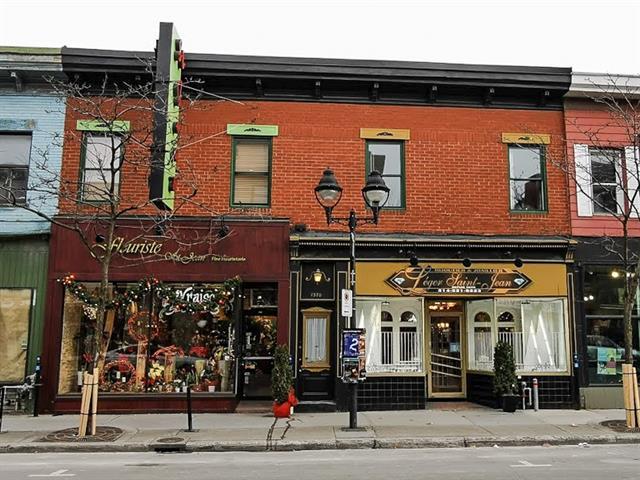 Triplex à vendre à Montréal (Ville-Marie), Montréal (Île), 1368 - 1374, Rue  Ontario Est, 10156413 - Centris.ca