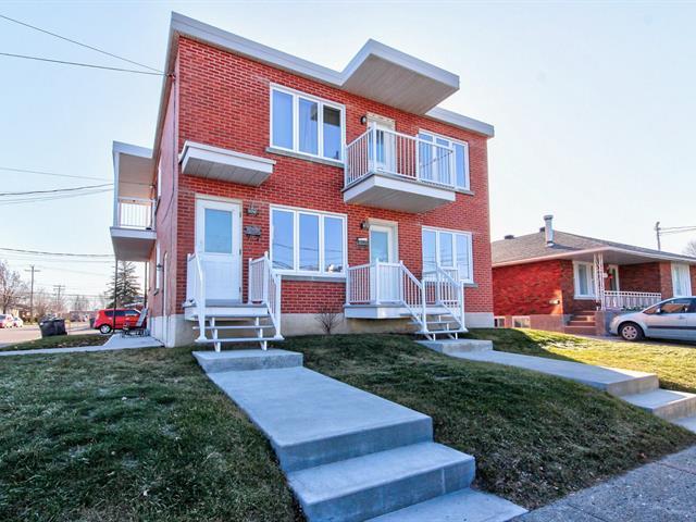 Duplex à vendre à Saint-Hyacinthe, Montérégie, 2605 - 2615, Rue  Saint-Charles, 17960856 - Centris.ca