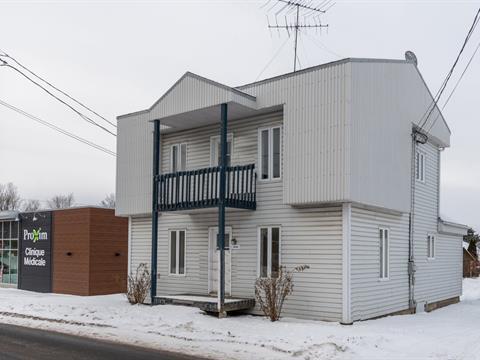 Maison à vendre à Sainte-Agathe-de-Lotbinière, Chaudière-Appalaches, 4564 - 4566, Rue  Gosford Est, 22058890 - Centris.ca