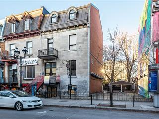 Commercial building for sale in Montréal (Ville-Marie), Montréal (Island), 1693 - 1695, Rue  Saint-Denis, 20627089 - Centris.ca