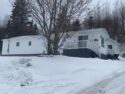 Mobile home for sale in Longue-Rive, Côte-Nord, 524, Route  138, 22384582 - Centris.ca