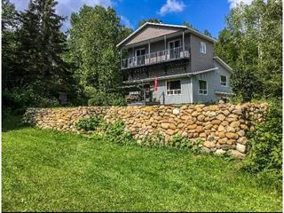 House for sale in Saint-Félix-d'Otis, Saguenay/Lac-Saint-Jean, 307, Chemin du Lac-Brébeuf, 11791648 - Centris.ca