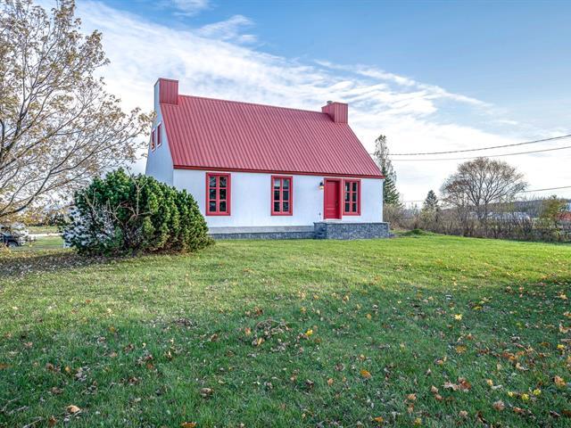 House for sale in Saint-François-de-l'Île-d'Orléans, Capitale-Nationale, 3877, Chemin  Royal, 20552843 - Centris.ca