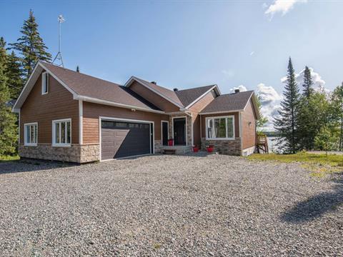 House for sale in Barraute, Abitibi-Témiscamingue, 201, Chemin du Lac-Fiedmont, 12603828 - Centris.ca