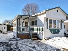 Maison mobile à vendre à Sainte-Marthe-sur-le-Lac, Laurentides, 539, 27e av. du Domaine, 21567942 - Centris.ca