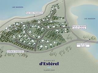 Terrain à vendre à Sainte-Marguerite-du-Lac-Masson, Laurentides, A, Rue du Baron-Louis-Empain, 10668987 - Centris.ca