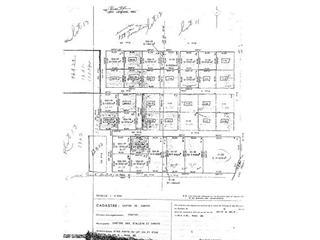 Terrain à vendre à Alleyn-et-Cawood, Outaouais, Chemin du Boisé, 14422285 - Centris.ca