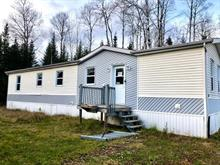 Mobile home for sale in Larouche, Saguenay/Lac-Saint-Jean, 675, Rue des Trembles, 24451417 - Centris.ca