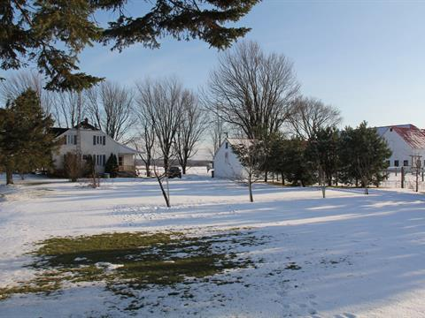Hobby farm for sale in Sainte-Brigitte-des-Saults, Centre-du-Québec, 1320, 9e Rang, 20201451 - Centris.ca