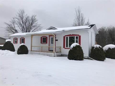 Maison mobile à vendre à Plessisville - Paroisse, Centre-du-Québec, 172, Route  Kelly, 19612083 - Centris.ca