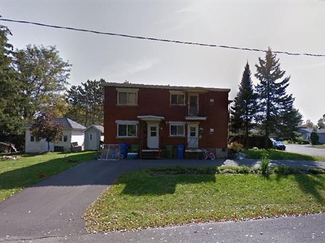 Duplex à vendre à Cowansville, Montérégie, 156 - 158, Rue  Dion, 17322799 - Centris.ca