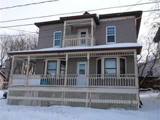 Duplex for sale in Thetford Mines, Chaudière-Appalaches, 4110 - 4112, Rue  Saint-Denis, 27860106 - Centris.ca