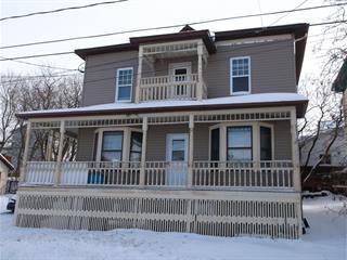 Duplex à vendre à Thetford Mines, Chaudière-Appalaches, 4110 - 4112, Rue  Saint-Denis, 27860106 - Centris.ca