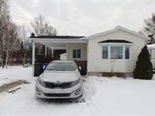 Mobile home for sale in Dolbeau-Mistassini, Saguenay/Lac-Saint-Jean, 375, 16e Avenue, 15159651 - Centris.ca