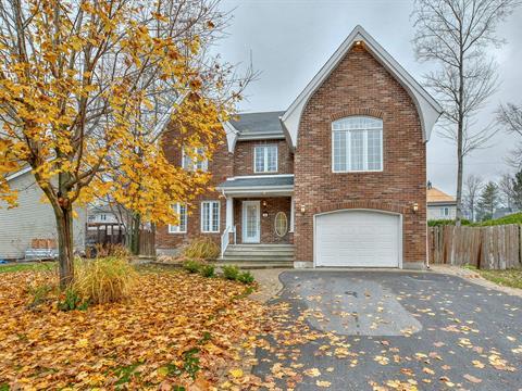 House for sale in Blainville, Laurentides, 8, Rue  Louis-Dulongpré, 13216350 - Centris.ca