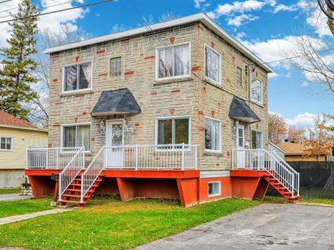 Duplex for sale in Montréal (Rivière-des-Prairies/Pointe-aux-Trembles), Montréal (Island), 16350 - 16348, Rue  Delphis-Delorme, 11255487 - Centris.ca