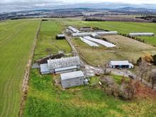 Farm for sale in Saint-Bernard, Chaudière-Appalaches, 564A, Rang  Saint-Henri, 23113119 - Centris.ca
