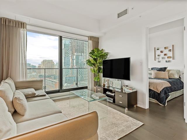 Condo / Appartement à louer à Montréal (Ville-Marie), Montréal (Île), 1288, Avenue des Canadiens-de-Montréal, app. 1611, 19360990 - Centris.ca