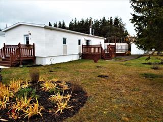 Mobile home for sale in Rimouski, Bas-Saint-Laurent, 1, Avenue du Ravin, 28077284 - Centris.ca