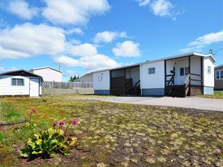Mobile home for sale in Port-Cartier, Côte-Nord, 29, Rue des Cormiers, 18521731 - Centris.ca