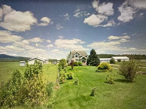 Farm for sale in La Patrie, Estrie, 160, Route  257 Sud, 15414820 - Centris.ca