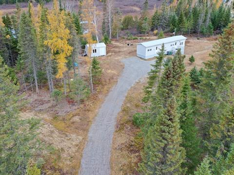 Mobile home for sale in L'Ascension, Laurentides, 497, Montée de la Mer-Bleue, 19641392 - Centris.ca