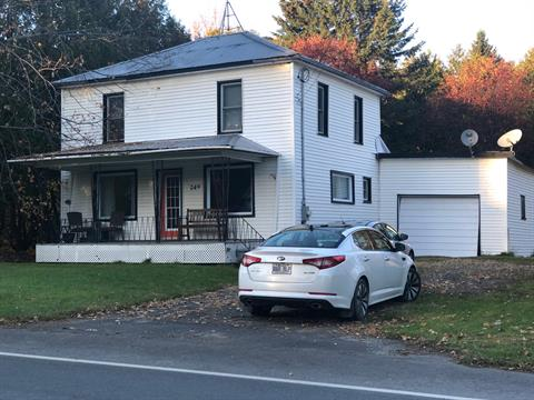 Maison à vendre à Stratford, Estrie, 249, Avenue  Centrale Nord, 12339662 - Centris.ca