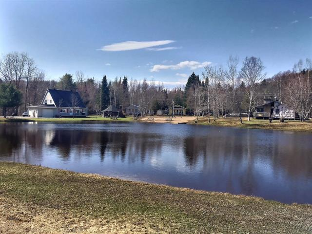 Terrain à vendre à Sainte-Christine-d'Auvergne, Capitale-Nationale, Chemin du Lac-des-Fonds, 27949749 - Centris.ca