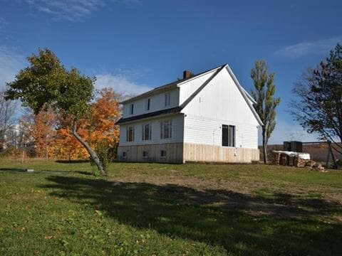 Hobby farm for sale in Saint-Jean-Port-Joli, Chaudière-Appalaches, 901Z, 2e Rang Ouest, 12627150 - Centris.ca