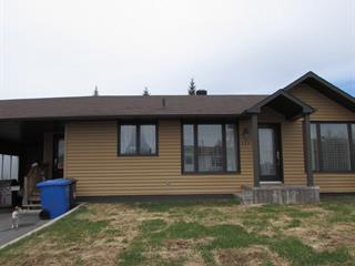 Maison à vendre à Chibougamau, Nord-du-Québec, 421, Rue  Demers, 15405445 - Centris.ca