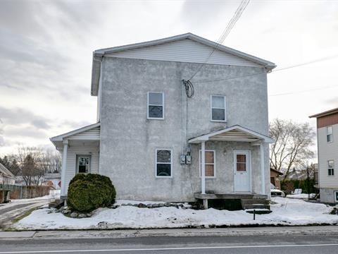 Duplex à vendre à Saint-Barnabé-Sud, Montérégie, 179 - 181, Rang de Michaudville, 9208193 - Centris.ca