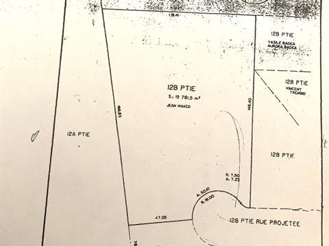 Terrain à vendre à Gore, Laurentides, Rue de la Migration, 19645364 - Centris.ca