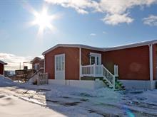 Mobile home for sale in Port-Cartier, Côte-Nord, 40, Rue  Dominique, 28240740 - Centris.ca