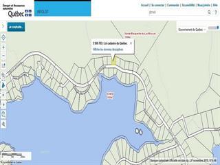 Lot for sale in Estérel, Laurentides, Chemin d'Estérel, 9171183 - Centris.ca