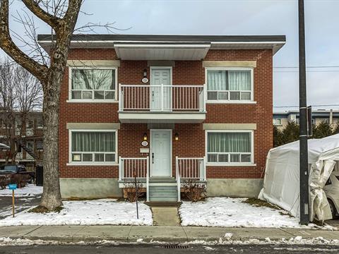 Duplex à vendre à La Cité-Limoilou (Québec), Capitale-Nationale, 122 - 124, Rue des Chênes Ouest, 17094631 - Centris.ca