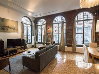 Condo / Apartment for rent in Montréal (Ville-Marie), Montréal (Island), 410, Rue des Récollets, apt. 201, 11921330 - Centris.ca