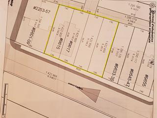 Lot for sale in Montréal (Mercier/Hochelaga-Maisonneuve), Montréal (Island), 9615, Avenue  Souligny, 20615063 - Centris.ca