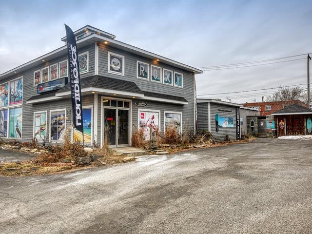 Commercial building for sale in Laval (Laval-des-Rapides), Laval, 313E, boulevard  Cartier Ouest, 22722317 - Centris.ca