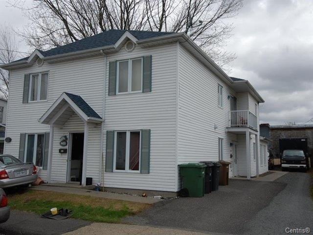 Triplex à vendre à Drummondville, Centre-du-Québec, 865 - 869, 105e Avenue, 14208867 - Centris.ca
