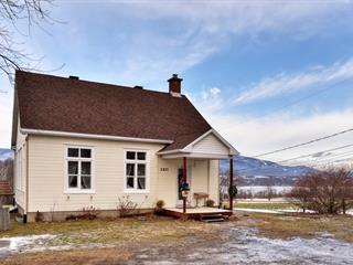 House for sale in Sainte-Famille-de-l'Île-d'Orléans, Capitale-Nationale, 2821, Chemin  Royal, 10964543 - Centris.ca