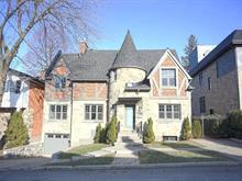 House for sale in Montréal (Côte-des-Neiges/Notre-Dame-de-Grâce), Montréal (Island), 4909, Avenue  Roslyn, 21944183 - Centris.ca