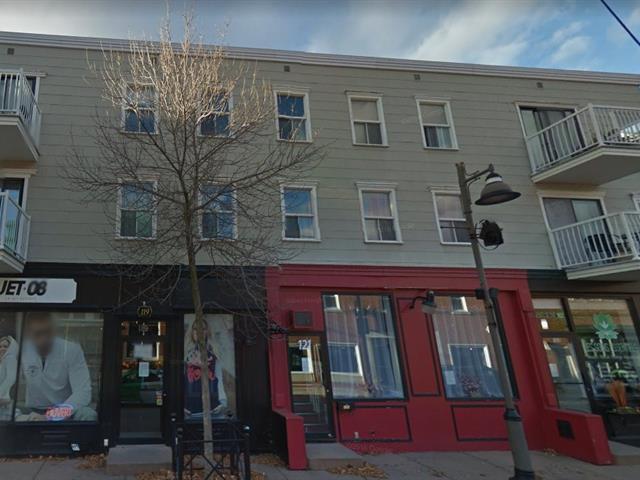 Immeuble à revenus à vendre à Montmagny, Chaudière-Appalaches, 119 - 125, Rue  Saint-Jean-Baptiste Est, 25300915 - Centris.ca