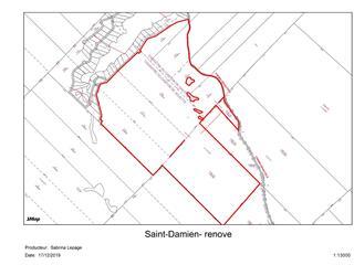Terre à vendre à Saint-Damien, Lanaudière, 4, Chemin  Désautels, 12879837 - Centris.ca