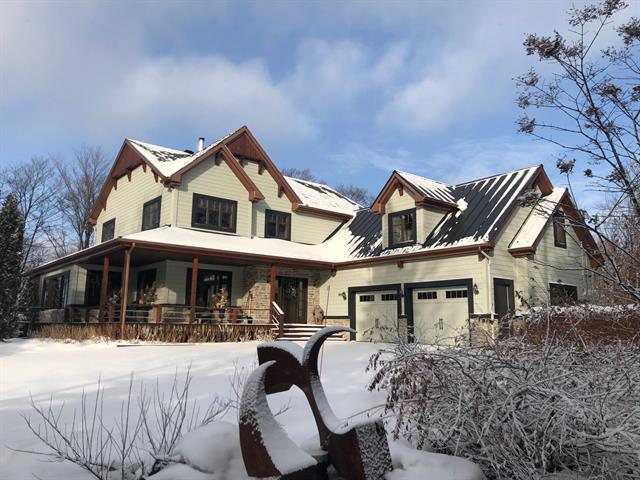 Maison à vendre à Saint-Sauveur, Laurentides, 1049, Montée  Saint-Elmire, 18644478 - Centris.ca