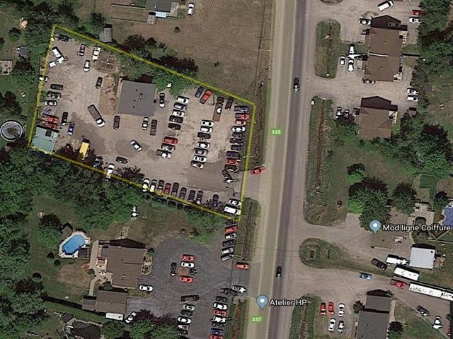 Lot for sale in Saint-Lin/Laurentides, Lanaudière, 306A, Route  335, 13664055 - Centris.ca