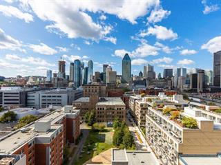 Loft / Studio à louer à Montréal (Le Sud-Ouest), Montréal (Île), 235, Rue  Peel, app. 1417A, 21272367 - Centris.ca