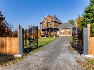 Maison à vendre à Sainte-Adèle, Laurentides, 970, Chemin du Renard, 20175699 - Centris.ca