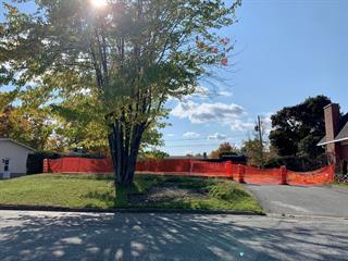 Lot for sale in Thetford Mines, Chaudière-Appalaches, 606, Rue  Quirion, 25889410 - Centris.ca