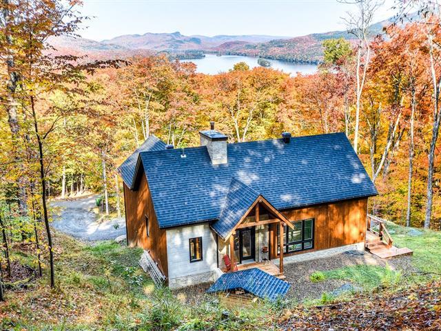 Maison à vendre à Mont-Tremblant, Laurentides, 186, Côte  Commandant, 26577933 - Centris.ca