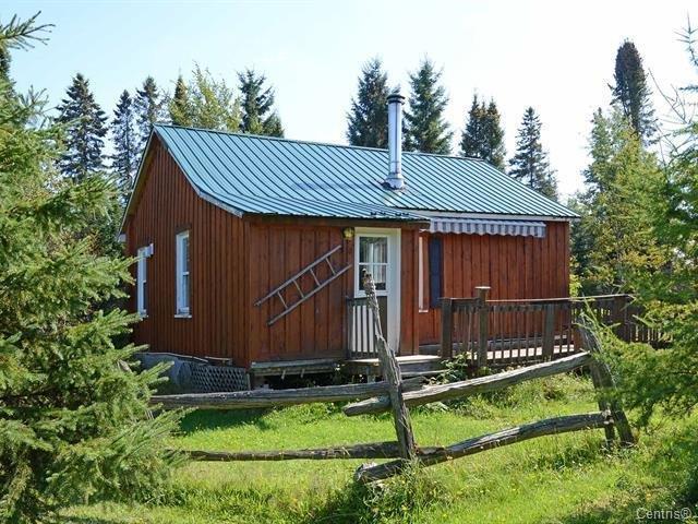 Maison à louer à Lantier, Laurentides, 108, Chemin du Lac-Ludger, 13215355 - Centris.ca